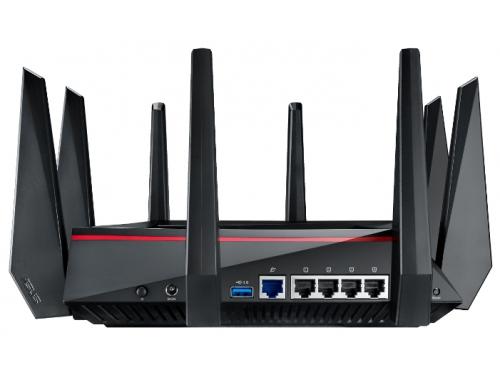 Роутер WiFi Asus RT-AC5300 (802.11ac), вид 5