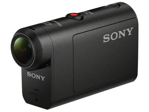 Видеокамера Sony HDR-AS50R, чёрная, вид 1