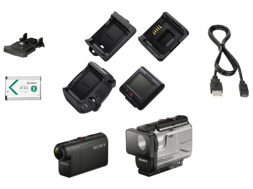 ����������� Sony HDR-AS50R, ������, ��� 20