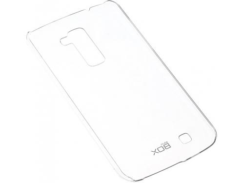 Чехол для смартфона SkinBox Crystal 4People для LG K10 прозрачный, вид 1