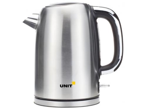 Чайник электрический Unit UEK-264 (сталь), вид 1