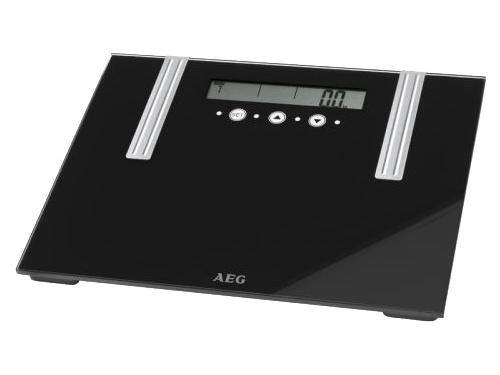 Напольные весы AEG PW 5571 FA, черные, вид 1