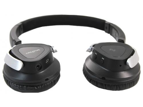 Гарнитура bluetooth Creative WP-380 черный беспроводная, вид 2