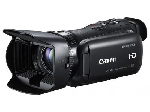 Видеокамера Canon Legria HF G25, черная, вид 1