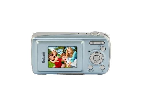 Цифровой фотоаппарат Rekam iLook S750i, серый, вид 2