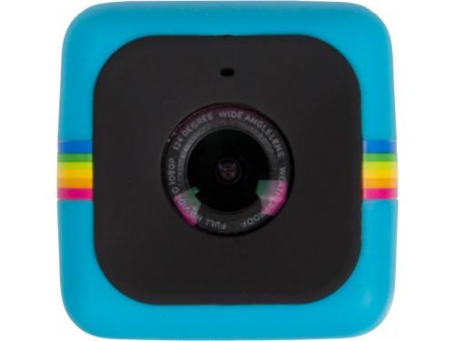 Видеокамера Polaroid Cube, синяя, вид 2