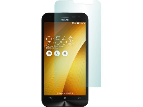 Защитное стекло для смартфона SkinBOX для Asus ZenFone 2 Laser ZE601KL, (SP-215) глянцевое, вид 1