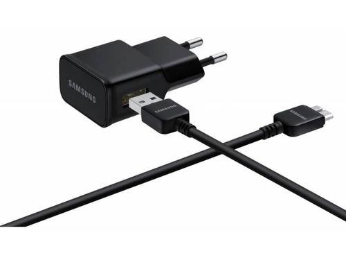 Зарядное устройство Samsung 2A (EP-TA12EBEUGRU) чёрное, вид 1