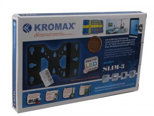 ��������� Kromax SLIM-3 (���������, �������������, 10-30'', 30 ��), �����, ��� 3