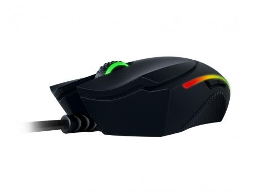 Мышка Razer Diamondback 2015 Black USB, вид 2