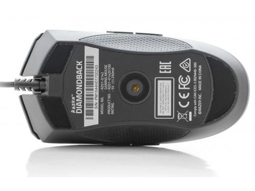Мышка Razer Diamondback 2015 Black USB, вид 6