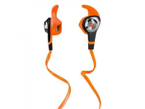 Гарнитура для телефона Monster iSport Strive UCT3, оранжевая, вид 1