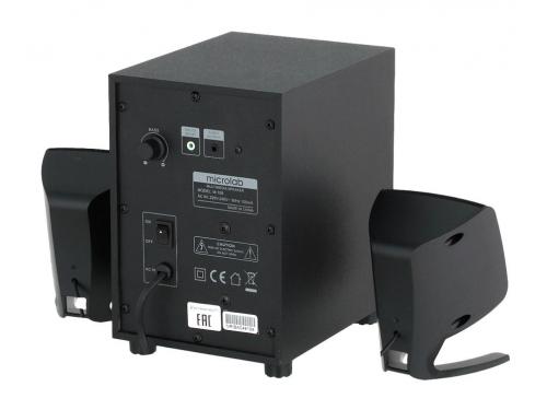 Компьютерная акустика Microlab M-108 (2.1), вид 4