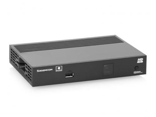Комплект спутникового телевидения НТВ-Плюс HD Simple 3 Сибирь (ресивер, антенна, сарткарта), вид 3