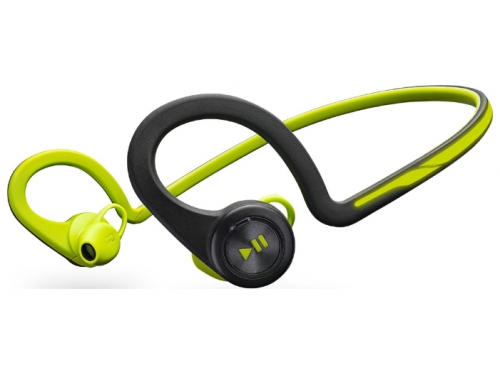Гарнитура bluetooth Plantronics BackBeat FIT, зелёная, вид 1