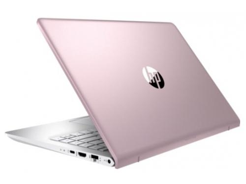 Ноутбук HP Pavilion 14-bf008ur, розовый, вид 1
