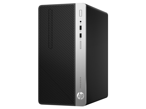 Фирменный компьютер HP ProDesk 400 G4 MT 1JJ78EA (Core i7-7700/16Gb/1000Gb/DVD-RW/Intel HD Graphics/GbLAN/Win10 Pro), вид 2