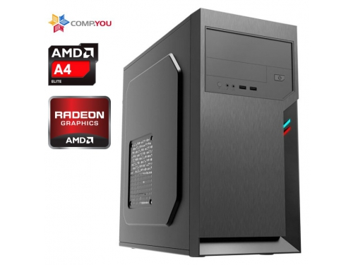 Системный блок CompYou Home PC H555 (CY.371216.H555), вид 1