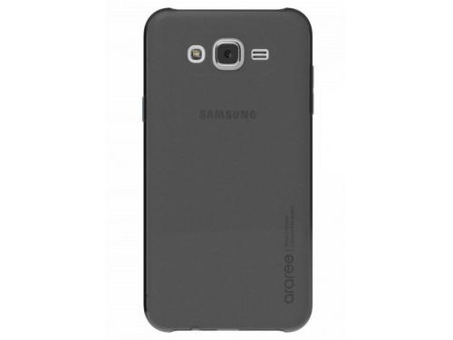 Чехол для смартфона Araree для Samsung Galaxy J7 neo , черный, вид 1