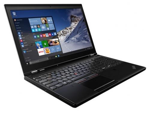 Ноутбук Lenovo ThinkPad P50 15.6 4K , вид 3