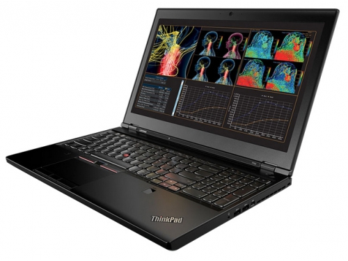 Ноутбук Lenovo ThinkPad P50 15.6 4K , вид 4