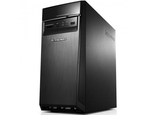 Фирменный компьютер Lenovo 300-20ISH Tower ( I3-6100 /4Gb /500Gb /Int. /DVDRW /No_Wi-Fi /KB&Mouse /DOS), вид 1