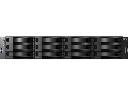 Сетевой накопитель Lenovo Storwize V3700 SFF Dual Control Enclosure (6099S2C), вид 1