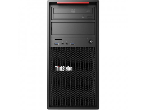 Фирменный компьютер Lenovo ThinkStation TWR P310 (Core i7-6700/8GB/1TB/DVD-RW/250W PSU/KB&M/W10), вид 2