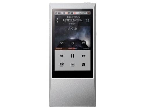 Аудиоплеер iRiver Astell&Kern AK Jr 64 Gb Sleek, серебристый, вид 2