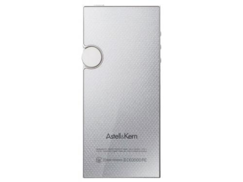 Аудиоплеер iRiver Astell&Kern AK Jr 64 Gb Sleek, серебристый, вид 3