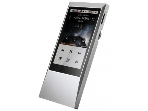 Аудиоплеер iRiver Astell&Kern AK Jr 64 Gb Sleek, серебристый, вид 1