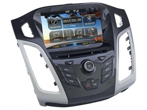 ������� �������� ���������� ������� �������� ���������� Ford Focus 3 11-15 (INCAR AHR-3381F3 Android), ��� 1