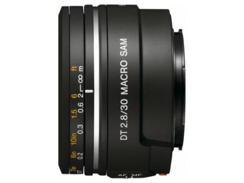 Объектив для фото Sony 30mm f/2.8 DT Macro SAM (SAL-30M28), вид 3