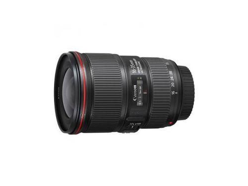 Объектив для фото Canon EF 16-35mm 4L IS USM (9518B005), вид 1