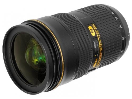 Объектив для фото Nikon 24-70mm f/2.8G ED AF-S Nikkor, вид 3