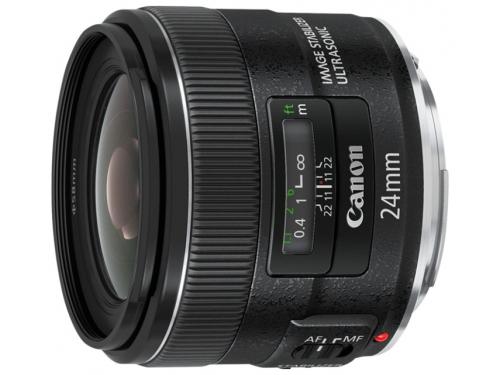 Объектив для фото Canon EF 24mm f/2.8 IS USM, вид 2