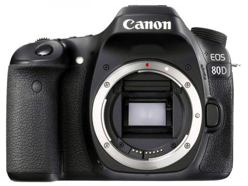 �������� ����������� Canon EOS 80D Body, ������, ��� 2