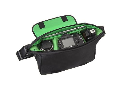 Сумка для фотоаппарата Riva 7450 SLR, черный, вид 2
