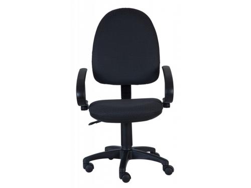 Компьютерное кресло Бюрократ CH-300AXSN чёрное, вид 1