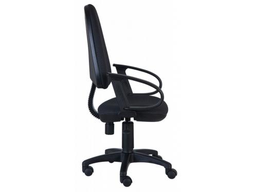 Компьютерное кресло Бюрократ CH-300AXSN чёрное, вид 2