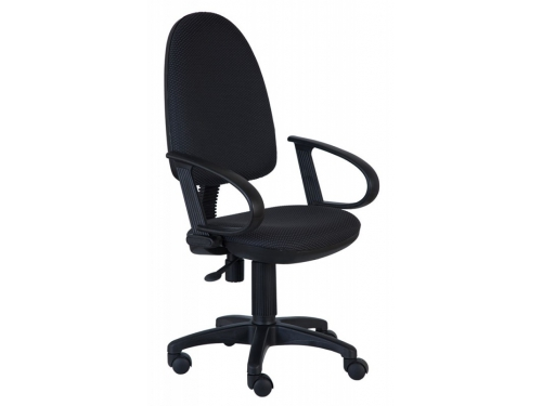 Компьютерное кресло Бюрократ CH-300AXSN чёрное, вид 5