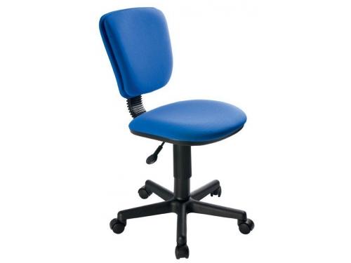 Компьютерное кресло Бюрократ CH-204NX/26-21, синий, вид 1