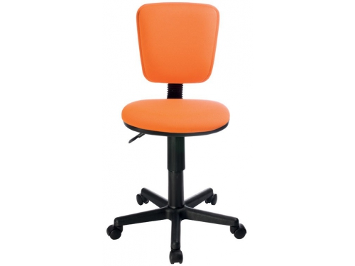 Компьютерное кресло Бюрократ CH-204NX/26-291, оранжевый, вид 1