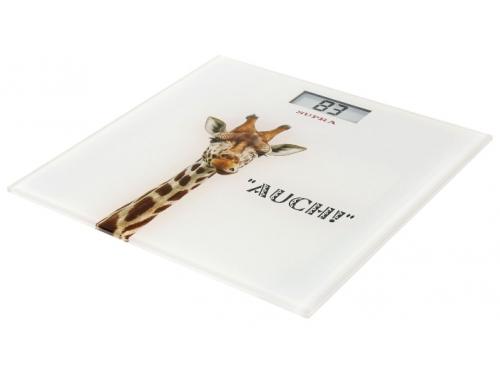 Напольные весы Supra BSS-5400, жираф, вид 1