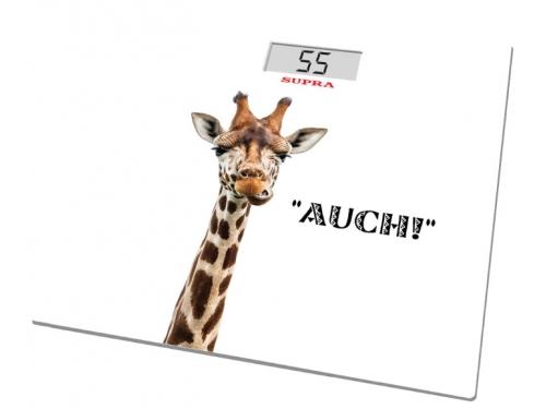Напольные весы Supra BSS-5400, жираф, вид 2