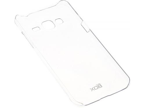 Чехол для смартфона SkinBox Crystal 4People для Samsung Galaxy J3 (2016) прозрачный, вид 3