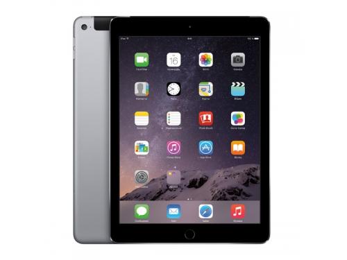 Планшет Apple iPad Air 2 128Gb Wi-Fi + Cellular, чёрно-серый, вид 1