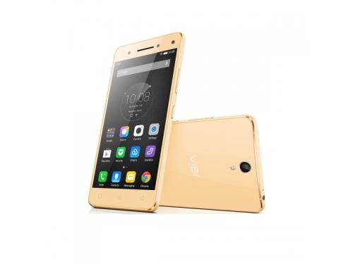 Смартфон Lenovo Vibe S1 Dual Sim, золотистый, вид 2