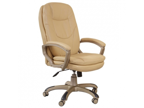 Компьютерное кресло Бюрократ CH-868YAXSN бежевое, вид 5