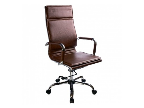 Компьютерное кресло Бюрократ CH-993 коричневый, вид 1